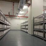 Management Logistic Area